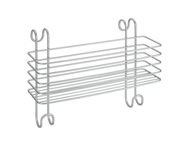 Етажерка/закачалка за баня Radius - 33 x 12.5 x 25 cm