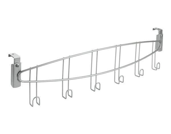 Закачалка с 6 куки Onda - 55 х 4 х 11 cm