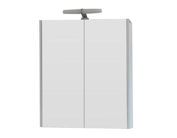 """Горен шкаф за баня """"Класика"""" - с LED осветление, различни цветове"""