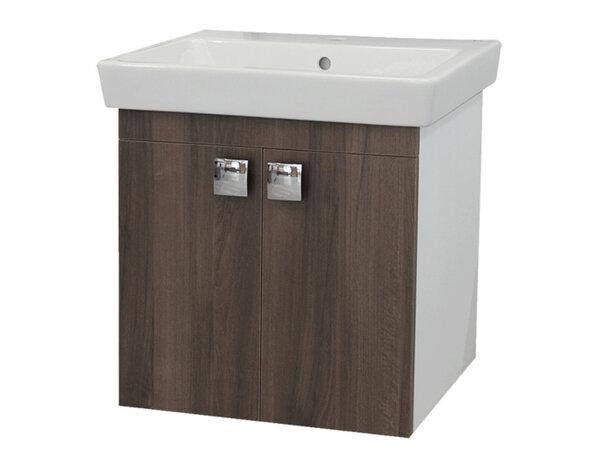 """Долен шкаф за баня - с мивка """"Касерта"""""""