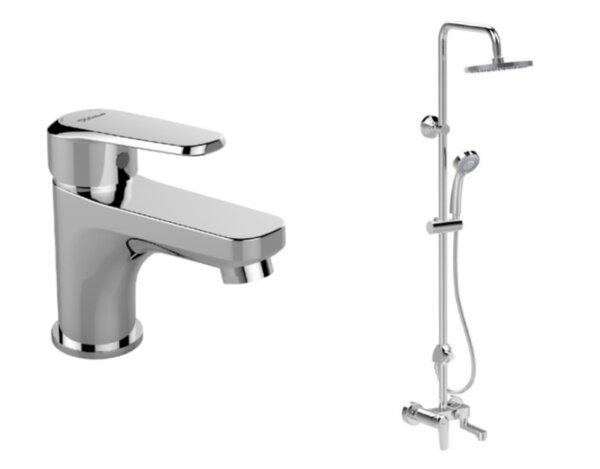 Комплект оборудване за баня Seva L