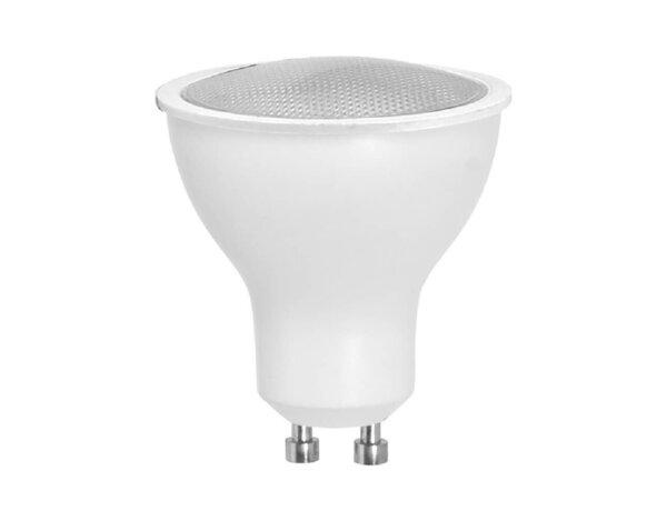 LED крушка - GU10, 7 W, различна светлина