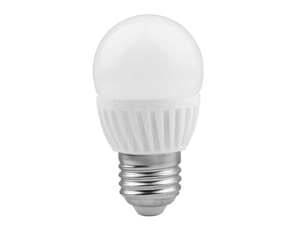 LED крушка - E27, 9 W, различна светлина