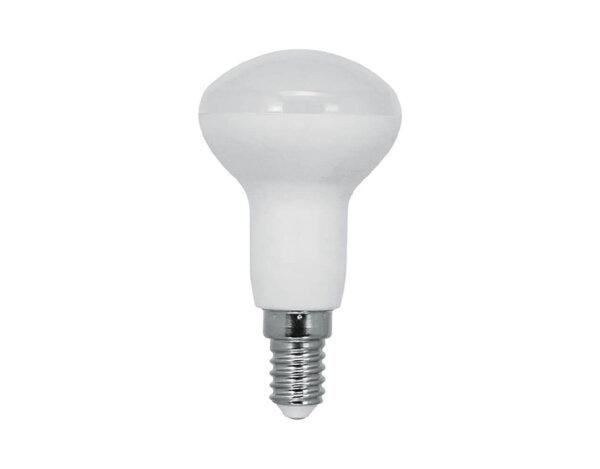 LED крушка - E14, 5 W, различна светлина