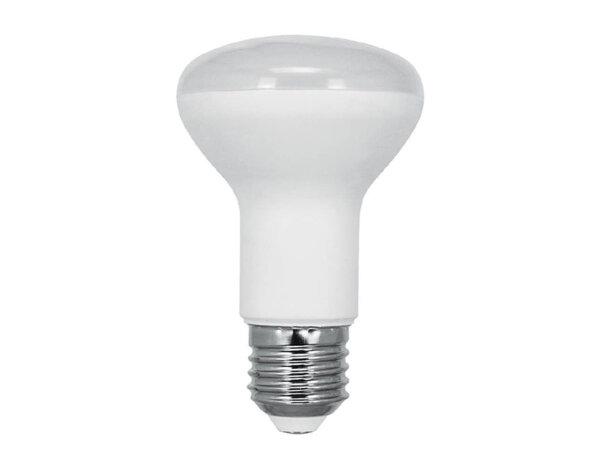 LED крушка - E27, 8 W, различна светлина