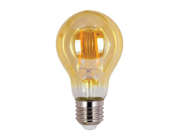 LED филамент крушка - E27, 2700 K, различна мощност