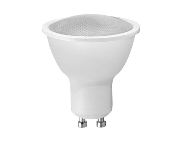 LED крушка - GU10, 5 W, различна светлина