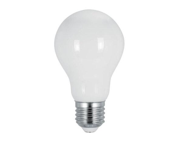 LED филамент крушка - E27, 9.5 W, различна светлина