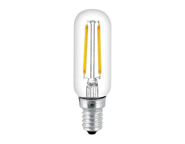 LED филамент крушка - E14, 3W, 4000 K