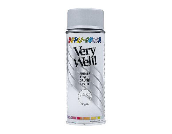 Грунд Very Well, спрей - 400 ml, сив