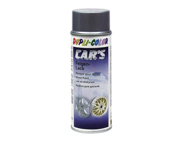 Лак за джанти Car`s - 600 ml, сребърен
