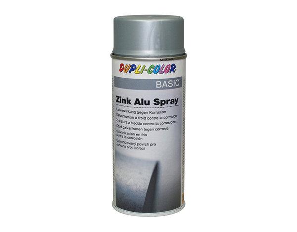 Спрей против корозия - цинково-алуминиев, 400 ml