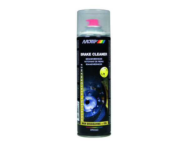 Спрей за почистване на спирачни апарати и съединители - 500 ml