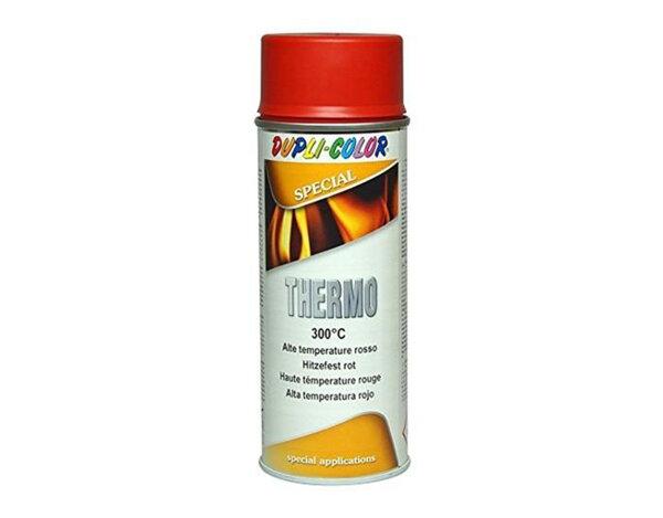 Високотемпературен спрей, до 300° - 400 ml, червен