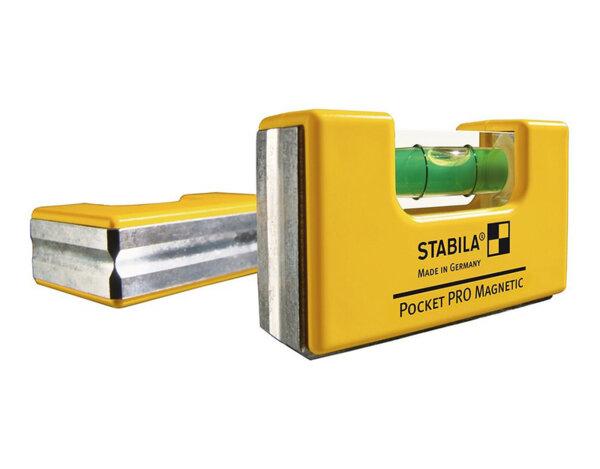 Джобен нивелир с калъф за колан Pro Magnetic - 7 cm