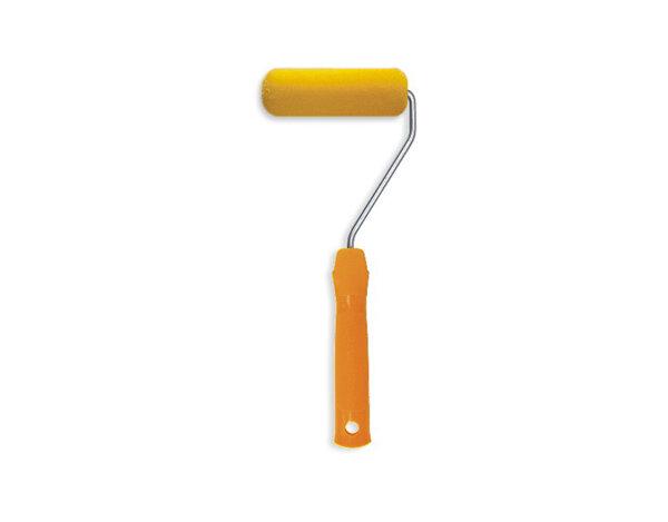 Валяк за боядисване Flock - едностранно заоблен, 10 cm