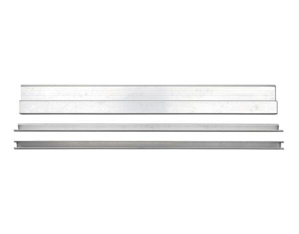 Алуминиев мастар Hak - H-образен, 200 cm