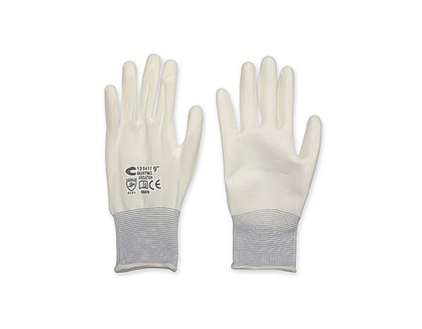Бояджийски ръкавици PE & PU - различни размери