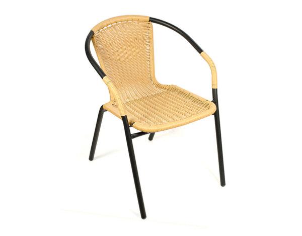 Ратанов стол - 40 x 74 cm, различни цветове