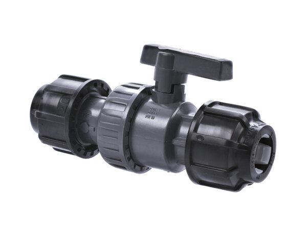PVC кран - 335 mm, различен диаметър