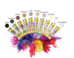 Санитарен силикон - 300 ml, различни цветове