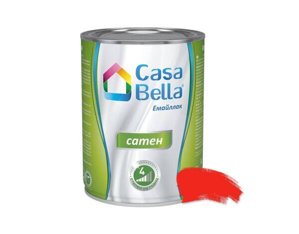 Алкидна боя Casa Bella, сатен - 2.5 l, различни цветове