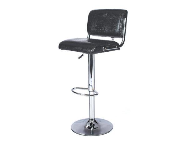 Бар стол - черен