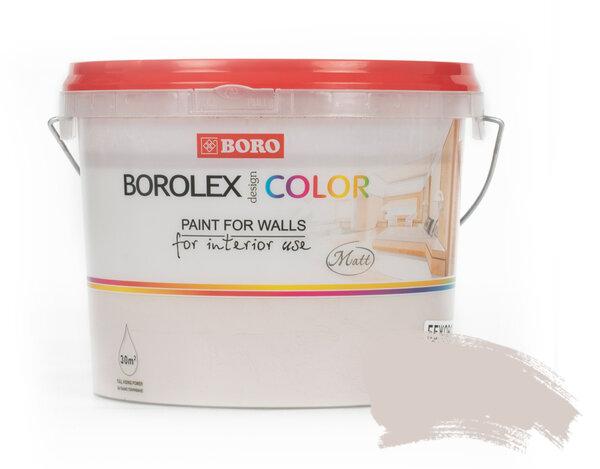 Акрилатен латекс Borolex Color - 5 kg, различни цветове