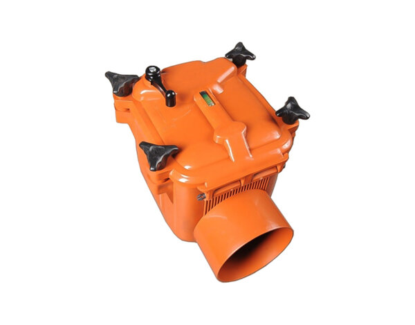 Възвратна клапа - ø110 mm