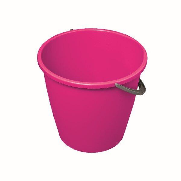 Пластмасова кофа - кръгла