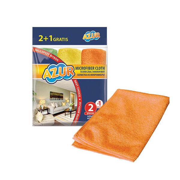 Микрофибърна кърпа Centi - 3 бр.