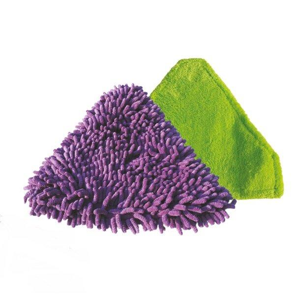 Микрофибърна кърпа за триъгълен моп