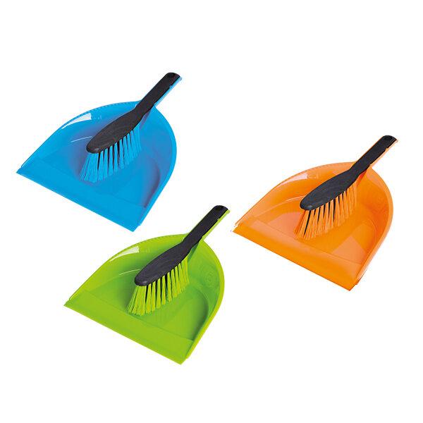 Пластмасов сет четка с лопатка