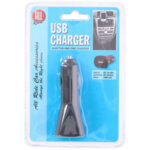 USB зарядно за автомобил - 12 V/24 V