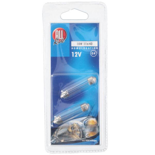Сулфидни крушки - 12 V, 10 W
