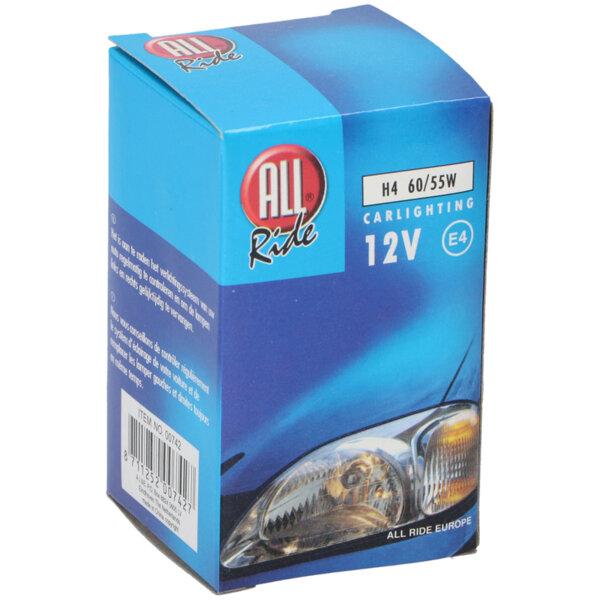 Автокрушка - 12 V, H4, 60/55 W