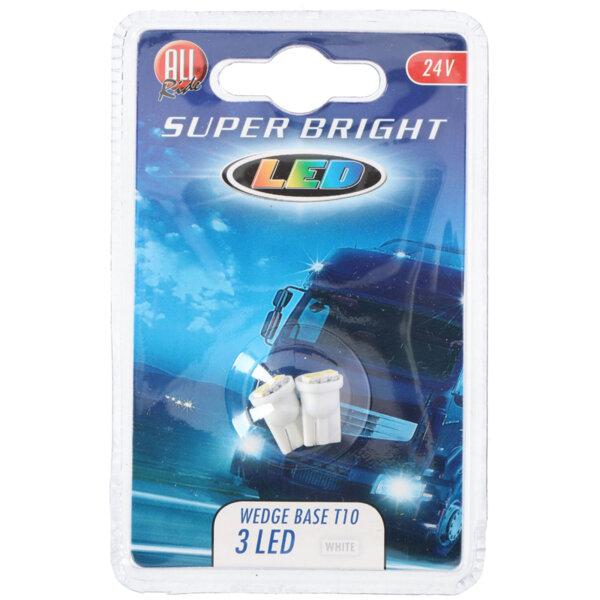 Габарити - 24 V, 3 LED