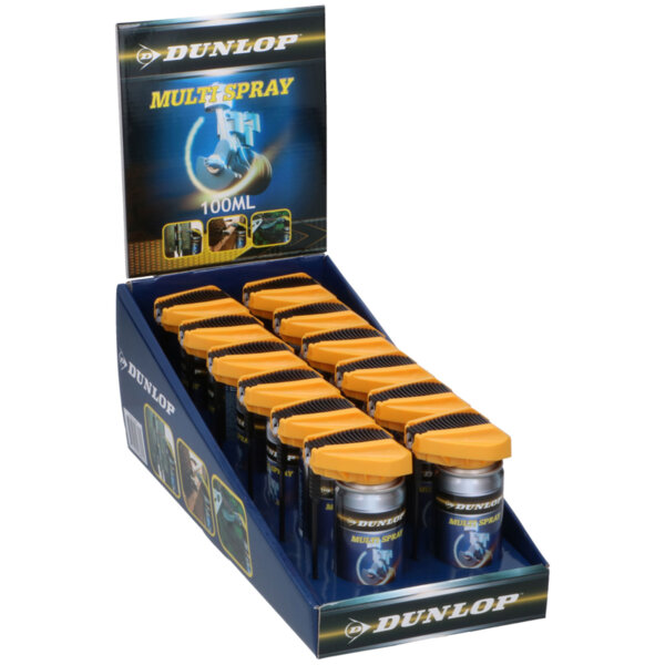 Универсална смазка Dunlop - 100 ml
