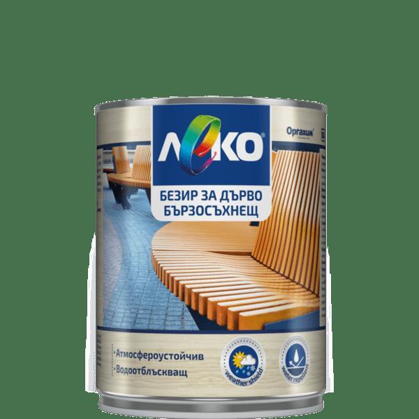Безир за дърво, бързосъхнещ - 0.750 ml