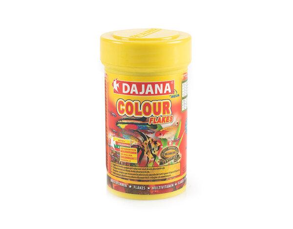 Храна за рибки Colour - 100 ml