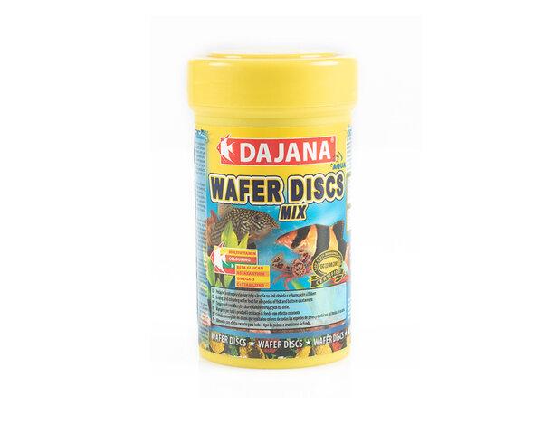 Храна за рибки Wafer Discs Mix - 100 ml