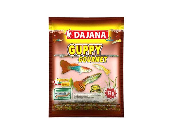 Храна за рибки Guppy Goumment - 13 g