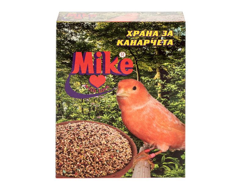 Храна за канарчета - в кутия