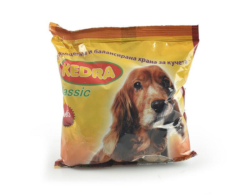 Храна за кучета, микс - в пакет, 0.400 kg