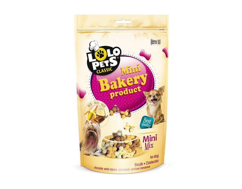 Кучешки бисквити, за малки породи, микс - 0.350 kg