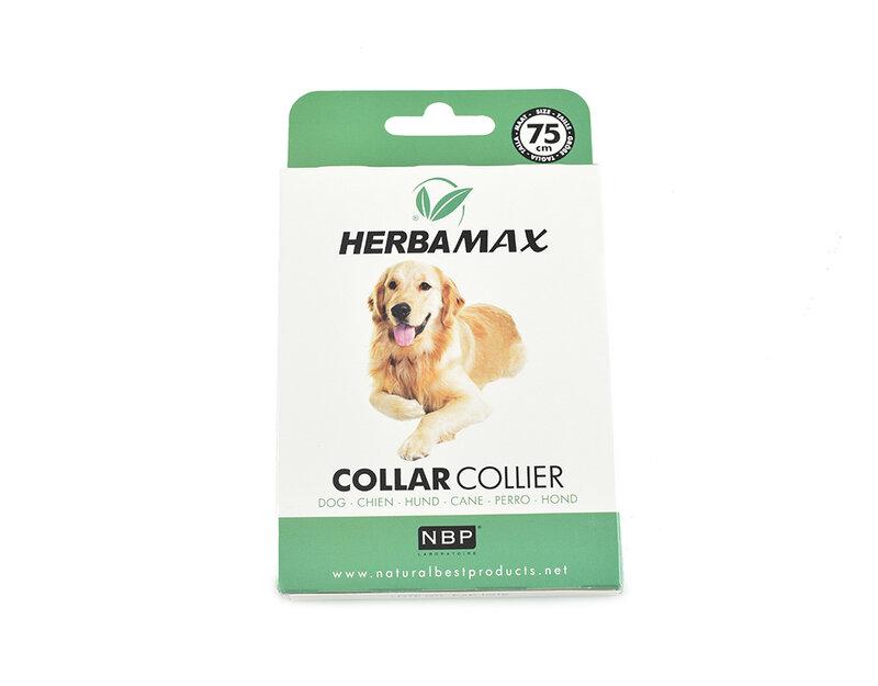 Противопаразитна каишка за куче Herba Max - 75 cm