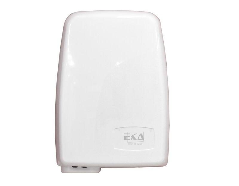 """Сешоар за ръце с фотоклетка """"Ека"""" - 1200 W, бял"""