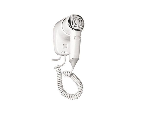 Автоматичен сешоар за коса - 1200 W, бял