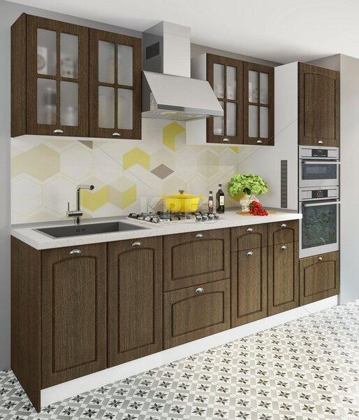Кухня City 889 - с термоплот