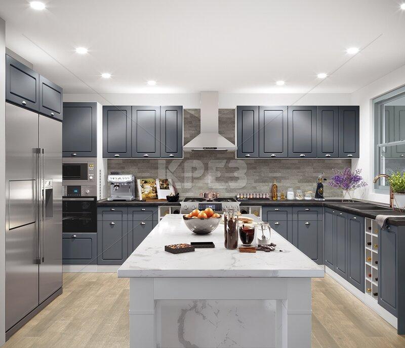 Кухня City 896 - с термоплот